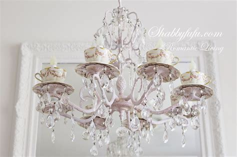 Teacup Chandelier how to make a farmhouse jar chandelier shabbyfufu