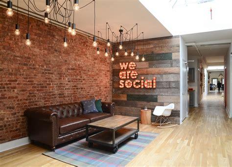 socials gorgeous office   york city