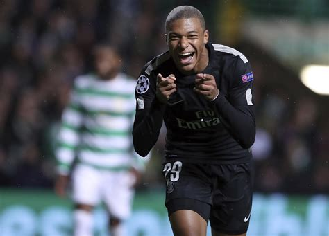 kylian mbappe years incredible stat shows just how far kylian mbappe has come