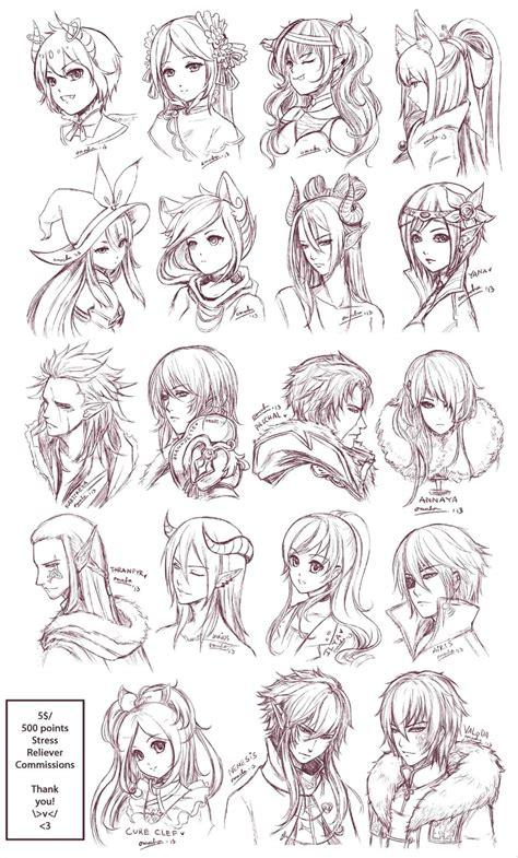 short hairstyles drawings curly short hair drawing best short hair styles