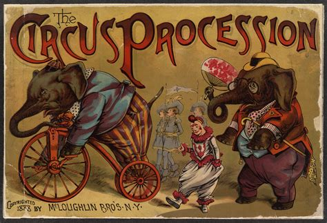 the of an elephant classic reprint books the circus procession classic books read gov
