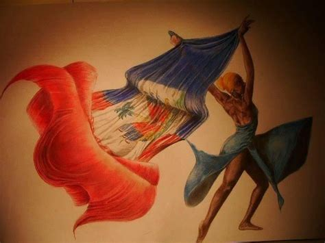 haitian flag tattoo designs haitian carrying haitian flag travel