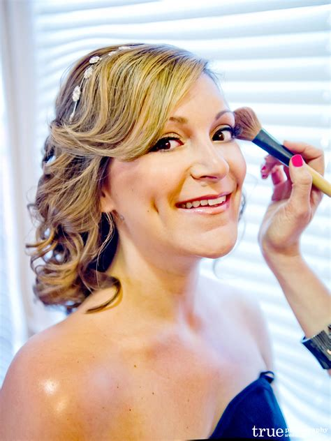 Wedding Hair And Makeup In San Diego by Brides By Wedding Hair And Airbrush Makeup