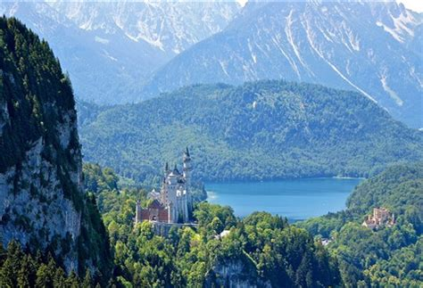 neuschwanstein castle and alp lakes: jonzalez: galleries