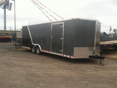 cargo mate trailer lights 2017 cargo mate 8 x 24 trailer traders trailer classifieds
