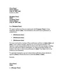termination of employment notice template best photos of free employee termination notice template