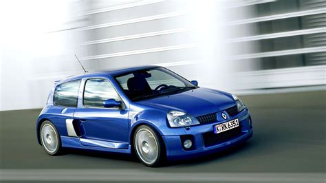 clio renault 2003 2003 renault clio v6 wallpapers hd images wsupercars