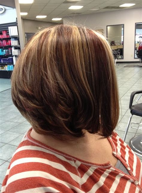 stacked bob haircut how to 30 stacked a line bob haircuts you may like pretty designs