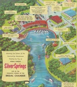 florida silver springs map silver springs