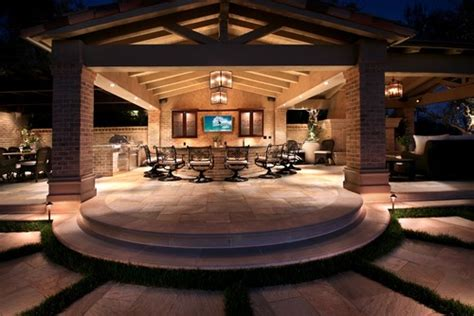 bars with outdoor space 10 backyard theaters that are fancier than amc