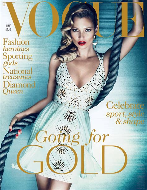 Cbell Kate Moss On The Cover Of Vogue February 2008 by Kate Moss For Vogue Uk June 2012