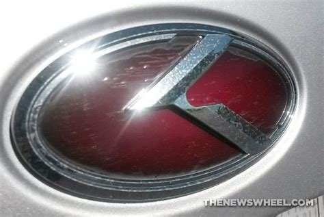Auto Mit K by The Badge Kia S Korean Logo Is So Much Cooler