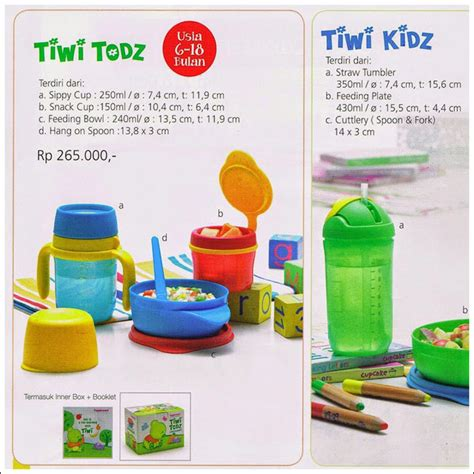 Tupperware Tiwi tiwi todz tupperware promo september 2014