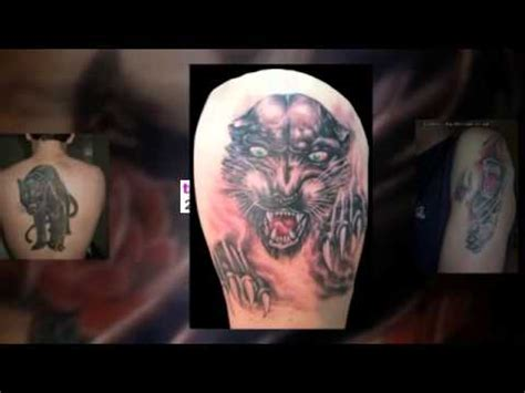 tattoo creator youtube panther tattoo designs youtube