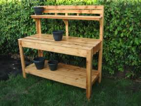 the benefit in diy garden work bench interior
