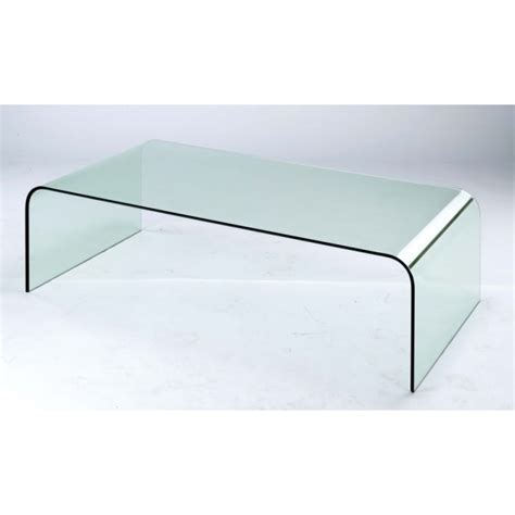 9 best collection of top bent glass coffee tables