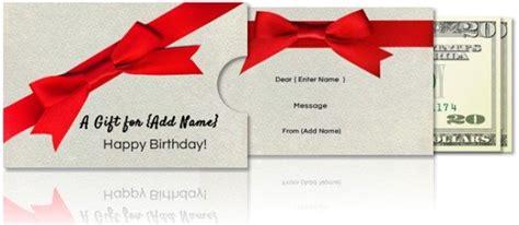 diy custom gift card holders