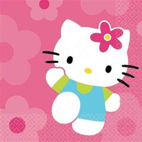 imagenes infantiles hello kitty servilletas para fiestas tem 225 ticas hello kitty partyweb es