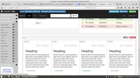 layoutit open source membuat template web menggunakan layoutit monalisa gentur t