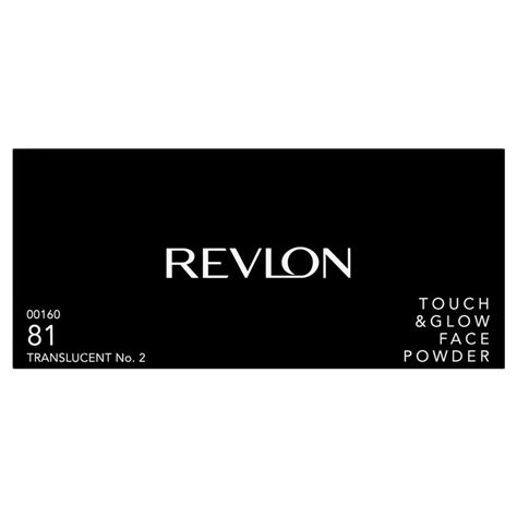 Revlon Touch And Glow Powder buy revlon touch glow powder translucent no 2