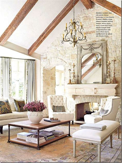 french country livingroom things that inspire finally finishing the living room decor