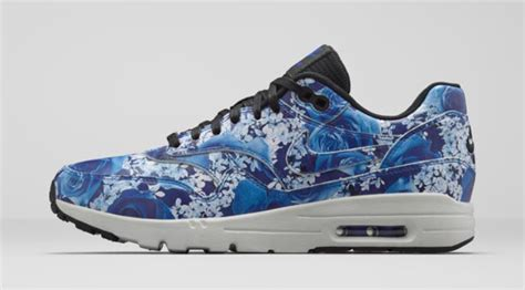 Nike Airmax Flower nike wmns air max 1 ultra moire floral city pack