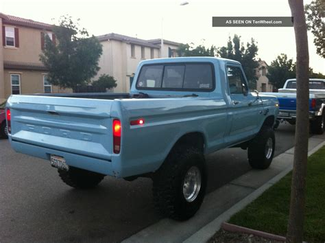 ford truck beds ford f150 short bed 4x4
