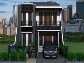 desain rumah minimalis 2 lantai 2017 modern lensarumah
