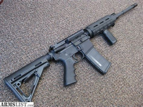 Ar15 Furniture by Armslist For Sale Ar15 With Magpul Furniture