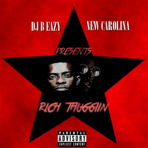 young thug imma ride rich thuggin mixtape by young thug rich homie quan hosted
