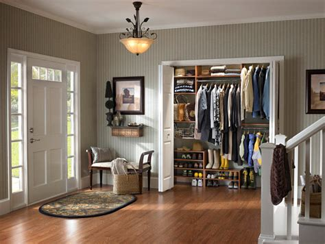 Organize Entryway Closet by How To Organize A Closet