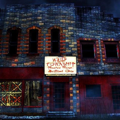 Wells Township Haunted House Ohio Haunted Houses