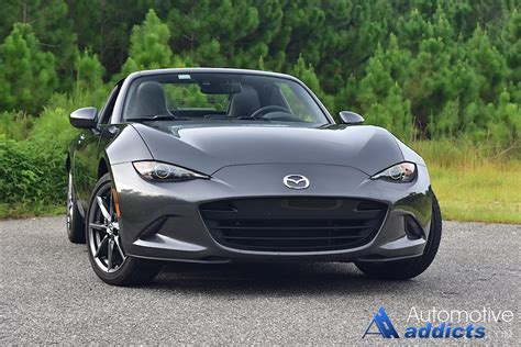 miata dealership 2017 mazda mx 5 miata rf review test drive