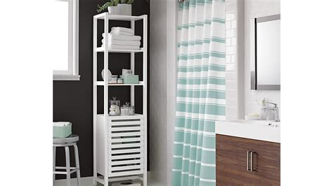 white bathroom linen tower choosing the right bathroom linen tower the new way home