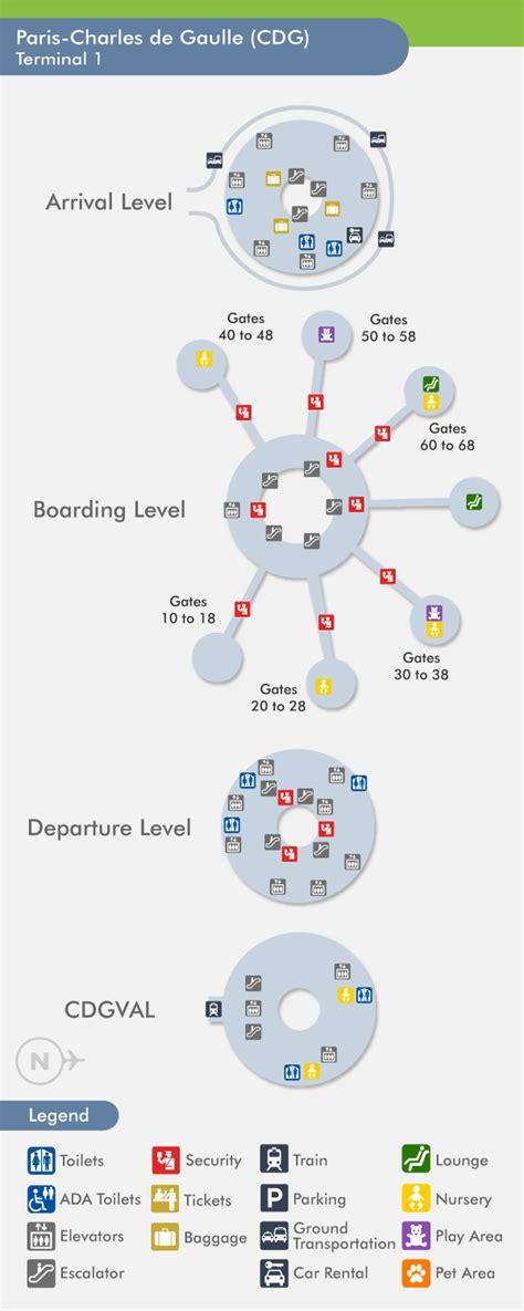 cdg map travelnerd terminal 1