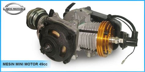 Komponen Mesin Potong Rumput mengatasi masalah yang sering terjadi pada mesin mini motor mini motor