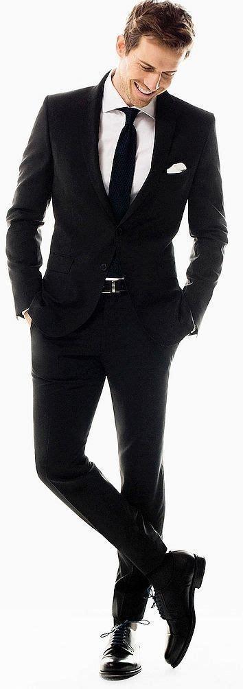 43 Black Suit Black Tie Wedding, Black Wedding Suit Black