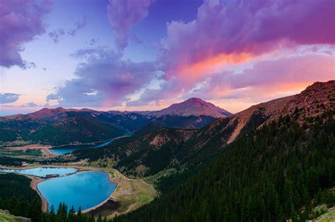colorado mountain pikes peak mountain in colorado thousand wonders