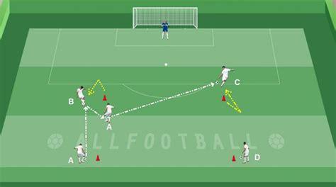 giochi di tiri in porta calcio l allenamento tiro in porta allfootball