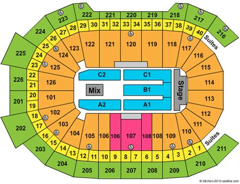 hershey center seating view tickets tour schedule concert tickets