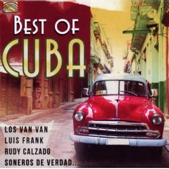 best of cuban best of cuba medwyn goodall cd album achat prix fnac
