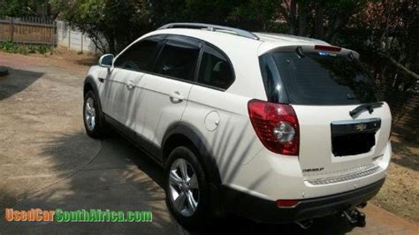 Busi Chevrolet Captiva 2 4l 2003 2011 2012 chevrolet captiva 2 4 lt used car for sale in newcastle kwazulu natal south africa