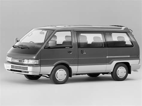 nissan vanette new model nissan largo c22 series