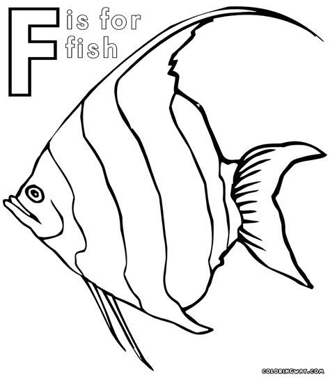 angel fish coloring pages printable page angelfish animal coloring pages angel fish printable