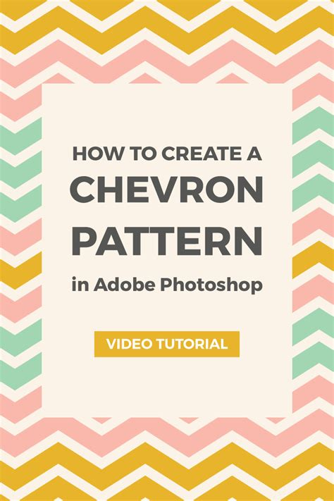 pattern maker photoshop cc 2017 how to make a chevron pattern in photoshop elan creative co