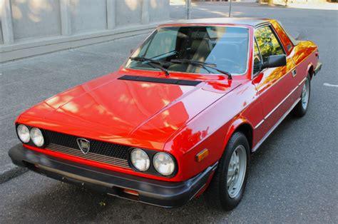 Lancia Beta Zagato Classic Italian Cars For Sale 187 Archive 187 1979 Lancia