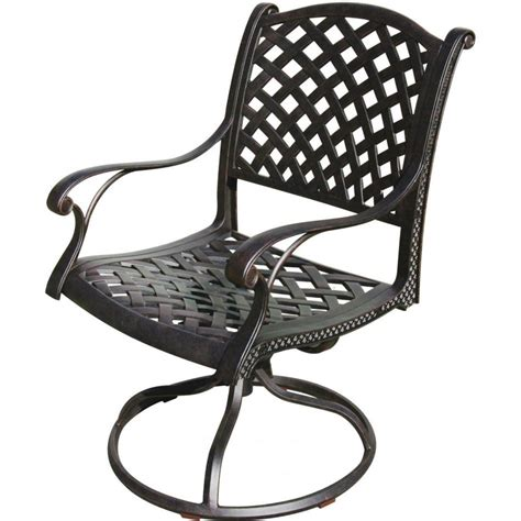 Patio Glider Chairs Metal Furniture Metal Patio Furniture Astounding Design Ideas