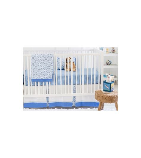 New Arrivals Carousel 2 Piece Crib Bedding Set New Arrivals Crib Bedding