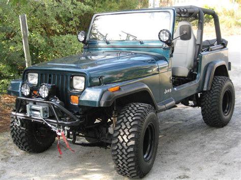 jeep yj lowcountryjeep 1995 jeep yj specs photos modification