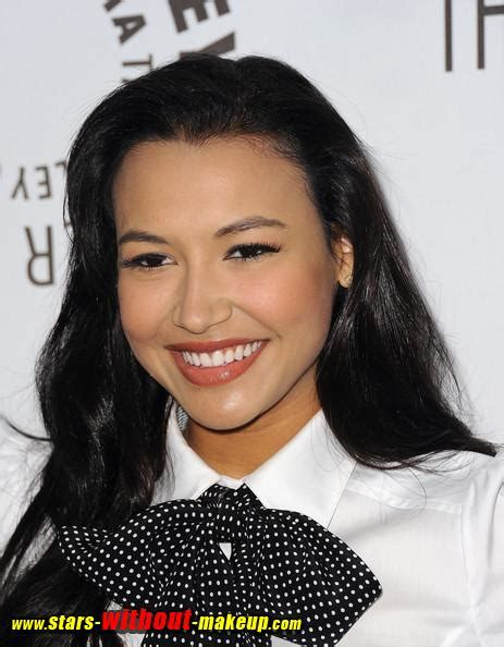 Eyeliner Rivera naya rivera without makeup without makeup